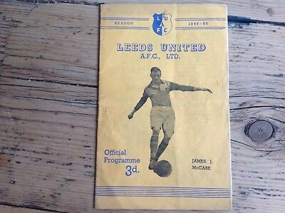 28 January 1950 Leeds United v Bolton Wanderers FAC