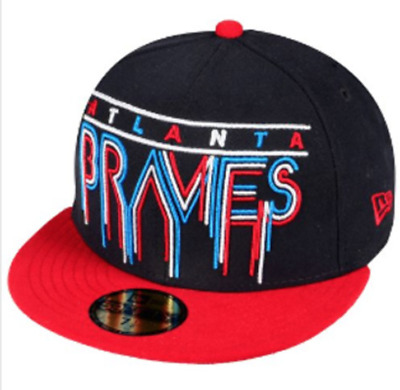 Atlanta Braves MLB Baseball Cap - New Era 59fifty