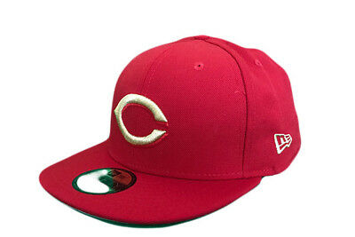 Cincinnati Reds MLB Baseball Cap - New Era 59fifty