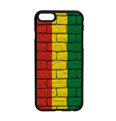 Bolivia Old Wall Flag design Hard Back Case for iPhone Samsung  D3
