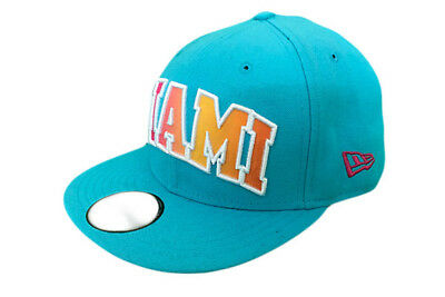 Miami Marlins MLB Baseball Cap - New Era 59fifty