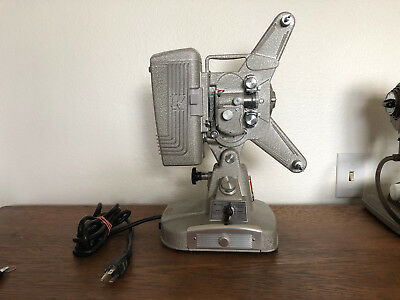 Vintage Keystone K109D 8Mm Film Projector In Excellent Condition