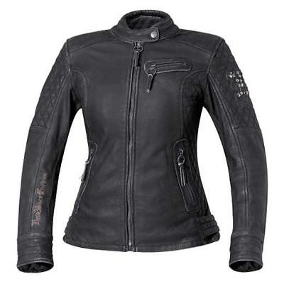 Held Womens Asphault Queen Leather Jacket(Size:34/36/38/40 )PRE-SEASON CLEAROUT!
