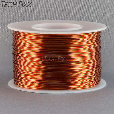 Magnet Wire 22 Gauge AWG Enameled Copper 235 Feet Coil Winding and Crafts 200C