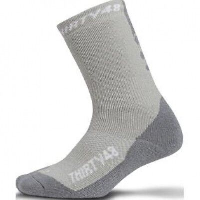 Anti-Bacterial Wool Cushioned Hiking Socks, Anti-Odour Moisture Wicking Poly