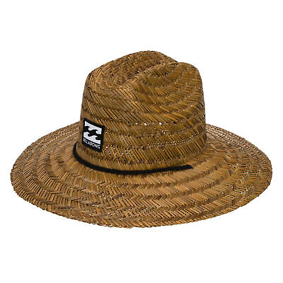 City Beach Billabong Tides Straw Hat