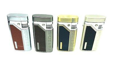 Jet Torch Lighter Butane Refillable Windproof