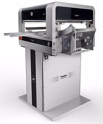 Four Heads Pick and Place Machine 95 Feeders works to 0201 BGA LED