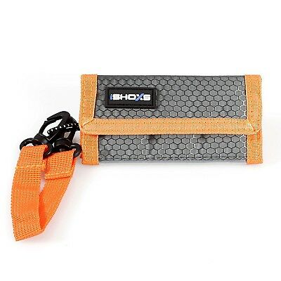 iSHOXS Memory Card Bag for 8 Micro SD Memory Card. Free Delivery