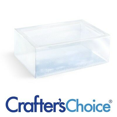 1 Tub - Premium Extra Clear MP Soap Base - Free Shipping