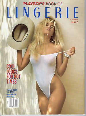 Playboy's Book of Lingerie - July-August - 1993 - Newsstand Special