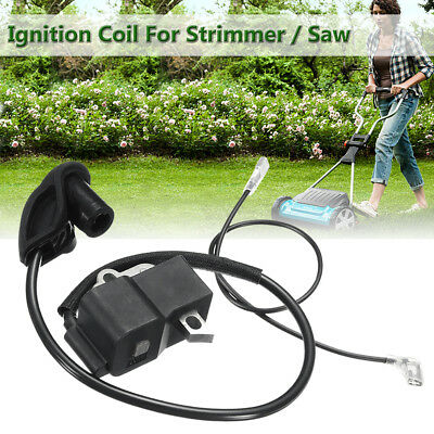 Ignition Coil For Stihl Ts400 Ts 400 Fs120 Bush Trimmer Chainsaw 41344001301