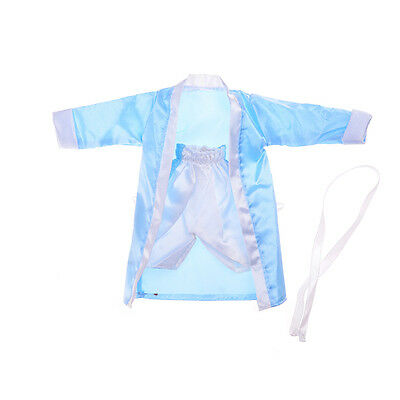 2pcs/set Bedroom Pajamas Bathrobe Clothes For Barbie Dolls Kids Best toys PA