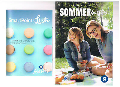Weight Watchers🌸 🌾 🌷🌾 Your Way 2018 Zero Smartpoints Liste 1000 Lebensmittel