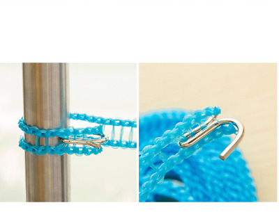 Outdoor Travel Business Clothesline Laundry Non-slip Washing Clothes Line Rope
