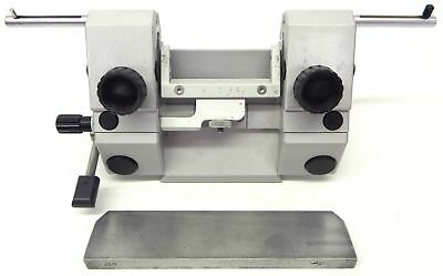 Microm Cryostat Knife Carrier HM505E HM500 Permanent Blade Holder Microtome