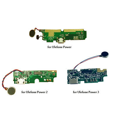 Replacement for Ulefone Power 2 3 USB Charge Board with Vibrator Charging Port
