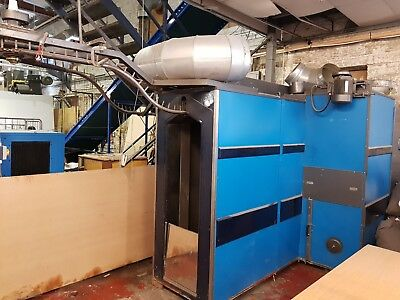 Kent Steam and gas Garment Tunnel Finisher