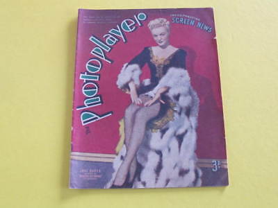 Photoplayer 1945 Australian Magazine printed Sydney Films Movies Hoyts Theatres