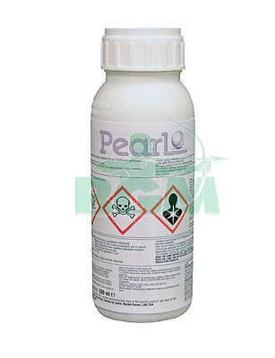 Pearl Weedkiller Super Strong! Kill Mares /horse/whippet Tail, 0.5Lt Bottle