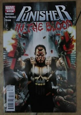 Punisher: In The Blood Vol 1 #3 (2011) Jigsaw VF+ Combined P&P Available 25p