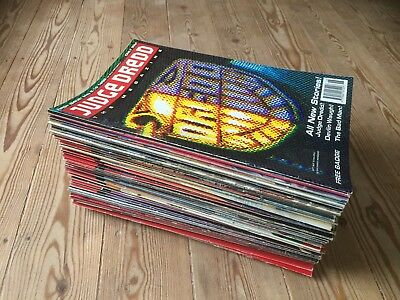 44 X Judge Dredd The Megazine Volume 2 Issues 1-44 (2.01-2.44) 2000Ad