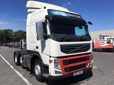 2012 Volvo Fm 450 Globetrotter 6X2 T/unit With Tipping Gear