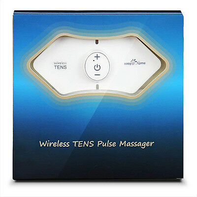 Wireless Rechargeable EMS and TENS Unit, Muscle Stimulator Pain Relief, EHE016