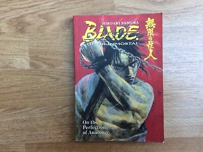 Blade of the Immortal: On the Perfection of Anatomy Vol 17 2006