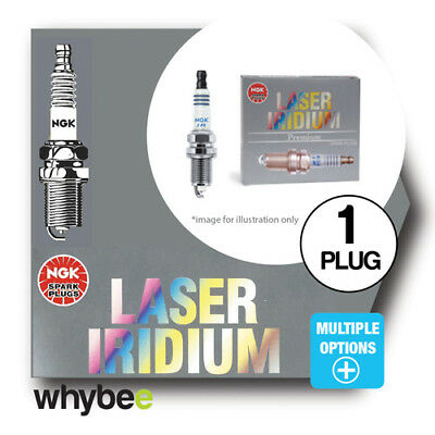 NGK LASER IRIDIUM Performance Spark Plugs - Full Range of Latest Part Numbers!