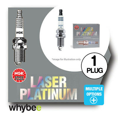 NGK LASER PLATINUM Performance Spark Plugs - Latest Range of New Part Numbers!