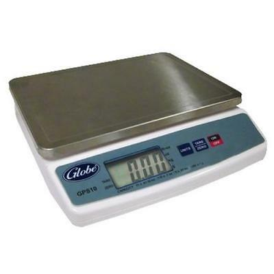 Globe GPS10-S 10lb Digital Portion Control Scale with LCD Digital Display