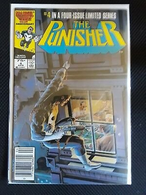PUNISHER #4  Limited Series VF