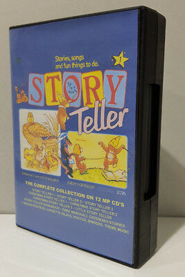 Story Teller (Marshall Cavendish) Complete Collection MP3 Audio & PDF 13 x CD