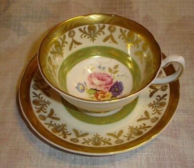 Vintage Royal Grafton Fine Bone China Made in England Cup & Saucer