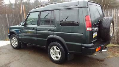 1999 Land Rover Discovery  1999 land rover discovery 2 plus parts vehicle 2 for 1