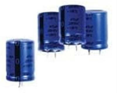 LOT OF 10 Nichicon 2700uf 100V Snap-In Electrolytic Capacitor 57-5