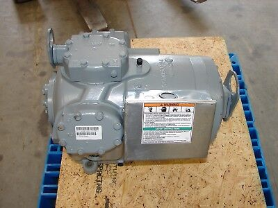 *NEW* Carlyle Carrier 06D 06DA328 Chiller Compressor 06DA3282B13200 208/230vac