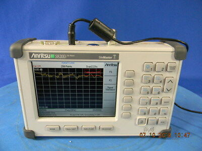 Anritsu S820D Cable and Antenna Analyzer