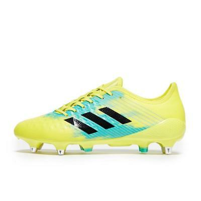 adidas Predator Malice SG Men's Rugby Boots Yellow