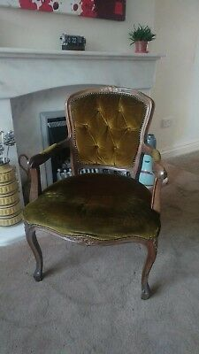 Really Beautiful French Louis Armchair!