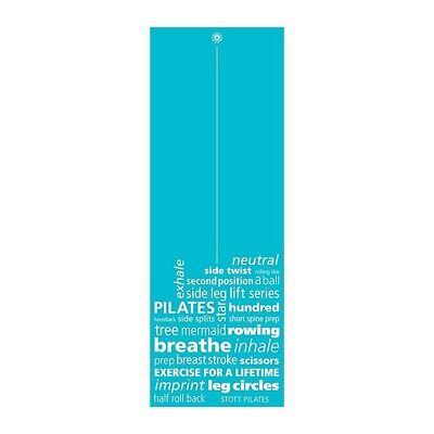(Teal) - STOTT PILATES Pilates and Yoga Mat. Best Price