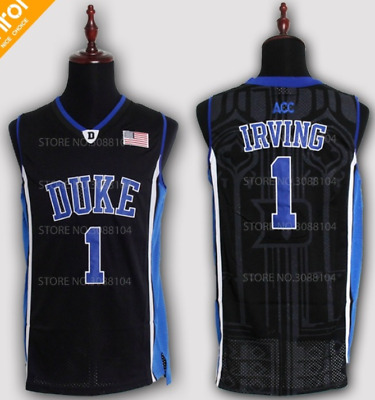 info for 8c416 b5c9f KYRIE IRVING #1 NCAA Duke Blue Devils Men Stitched ...