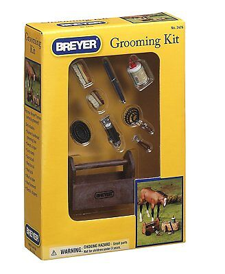 Breyer Traditional Grooming Kit Horse Toy Accessory 2476