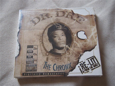 Dr. Dre The Chronic Re-Lit & From The Vault CD + DVD SET SEALED.