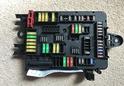bmw f20 f21 1 series front power distribution fuse board box and rh getcircuitdiagram today