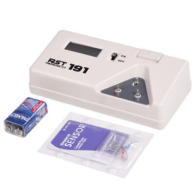 0℃~700℃ Soldering Temperature Tester Iron Tip Thermometer Digital Display new oe