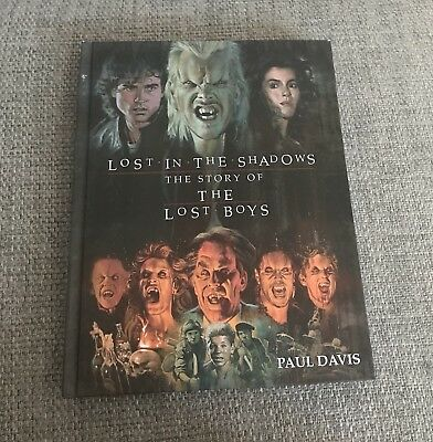 Lost In The Shadows - Story Of The Lost Boys - Limited Edition - Signed Copy 165