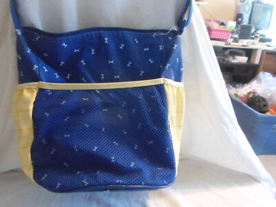 Round Enfamil Baby Diaper Bag 6-Compartments