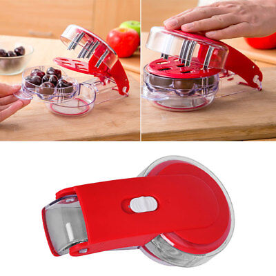 Kitchen Tool For Cherry Olive Core Pitter Stone Pit Remover Deseeder Gadgets